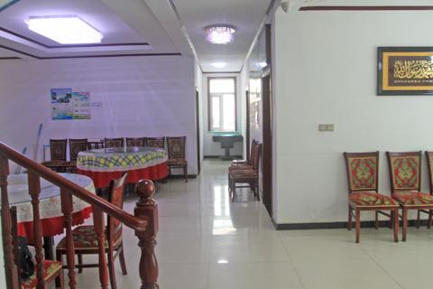 农家饭店复古装修风格